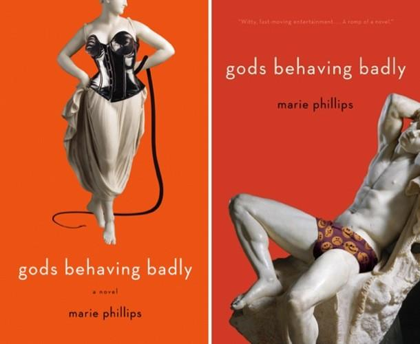 Gods Behaving Badly Book